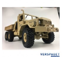 HC6 1/10 6x6 Crawling/Truck Kit -CRO90100040