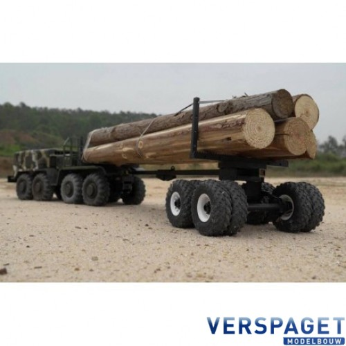 Timber Trailer For BC8 MAMMOTH 1/12 8X8 -CRO90100033