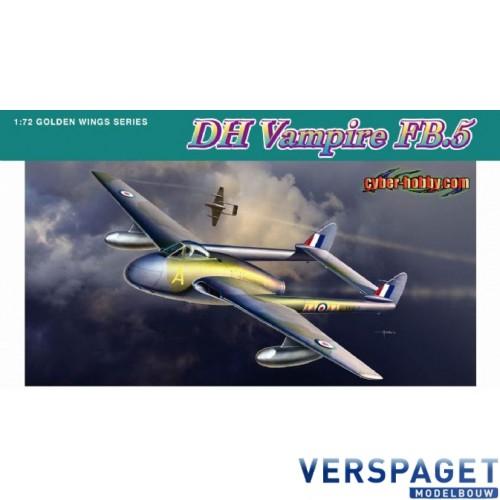 DH Vampire FB.5 -5085