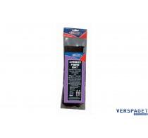 Carbon Vezel Mat 75x33 CM 100 gr -BD66