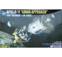 """Apollo 11 """"Lunar Approach""""  CSM """"Columbia"""" + LM """"Eagle"""" -11001"""
