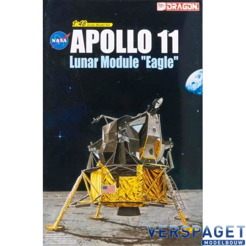 NASA Apollo 11 Lunar Module -11008