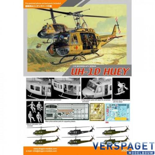 Bell UH-1D Huey -3538