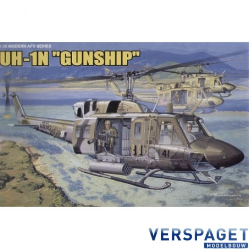 BELL UH-1N GUNSHIP -3540