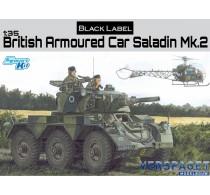 British Armored Car Saladin Mk.2 -3554