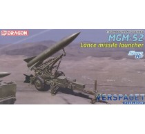 MGM-52 Lance Missile w/Launcher -3600