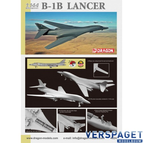 B-1B Lancer -4624