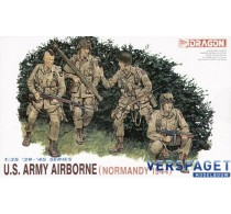 US Airborne Normandy 1944 -6010