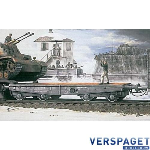 Schwerber Plattformwagen Type SSy -6069