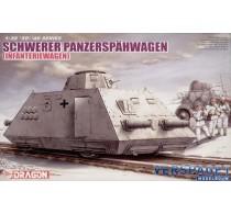 Schwere Spahwagen (heavy armoured railway wagon) -6072