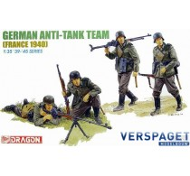 German Anti-Tank Team France 1940 -6196