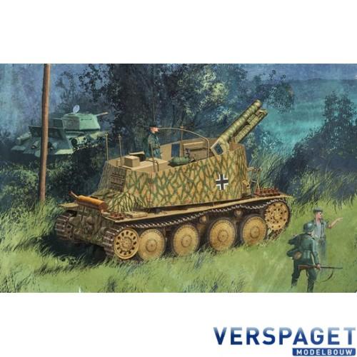 Sd.Kfz.138/1 Geschützwagen 38 H für s.IG.33/1 -6470