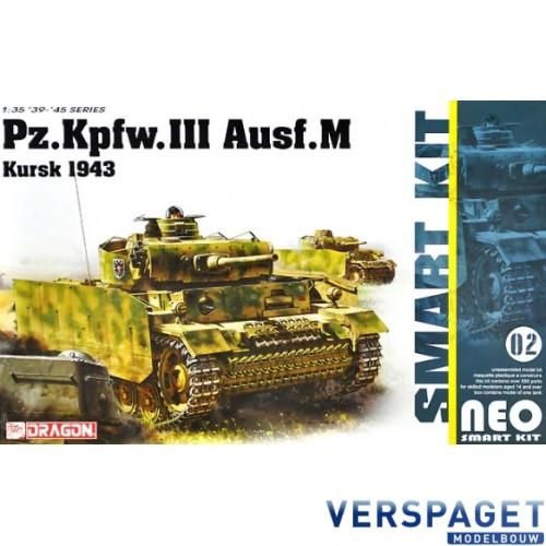 Pz.Kpfw.III Ausf.M Kursk 1943 -6521