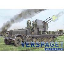 Sd.Kfz.7/1 2cm Flakvierling 38 auf Selbstfahrlafette  -6525
