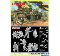 U.S. Marines Peleliu 1944 -6554
