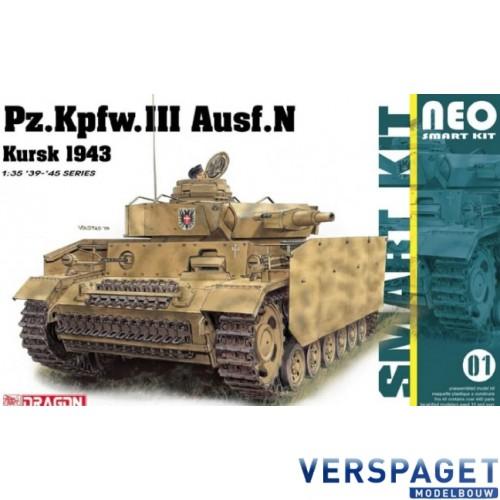 Pz. Kpfw. III Ausf.N Kursk 1943 -6559