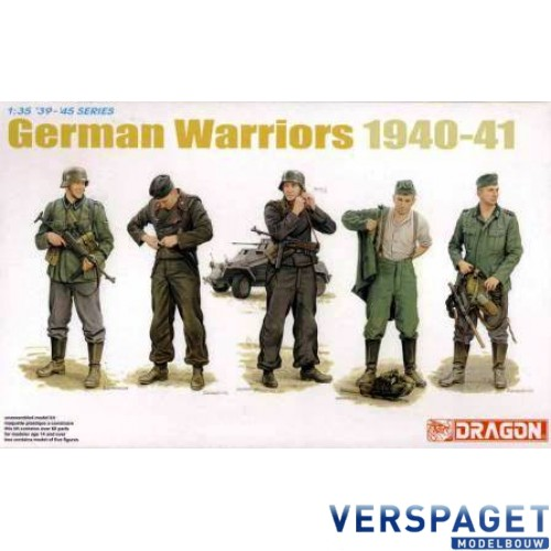 German Warriors  1940-41 -6574