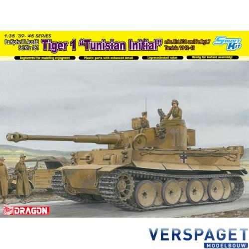 "Tiger I Initial Production ""Tunisian Initial Tiger"" 1.kompanie s.Pz.Abt.501 DAK Tunisia 1942/43 -6608"