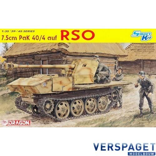 7.5cm Pak 40/4 auf RSO -6640