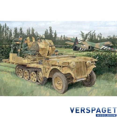 Sd.Kfz.10/5 für 2cm FlaK 38 -6676