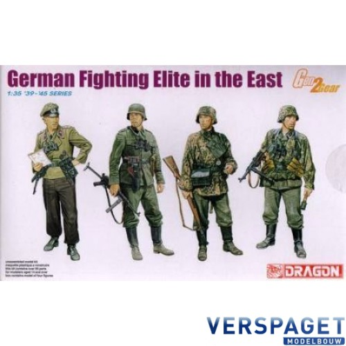German Fighting Elite in the East -6692