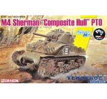 "M4 Sherman ""Composite Hull"" PTO -6740"