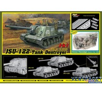 JSU-122 vs Panzerjäger (3 in 1) JSU-122, JSU-122S or JSU-152 -6787