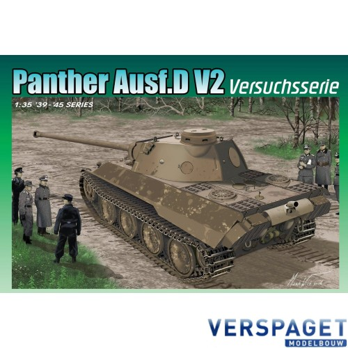Panther Ausf.D V2  Versuchsserie -6830