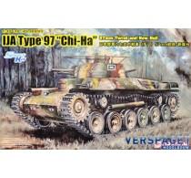 "IJA Type 97 ""Chi-Ha"" 57mm Turret and New Hull -6875"