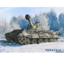 Preorder Kingtiger w/new Pattern Tracks s.Pz.Abt.506 Ardennes 1944 -6900
