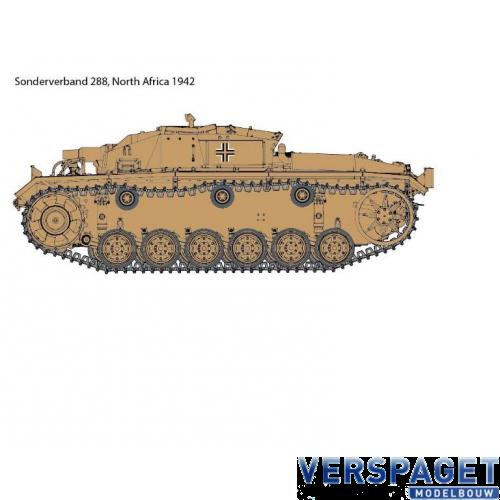 StuG.III Ausf.D w/Tropical Air Filter -6905