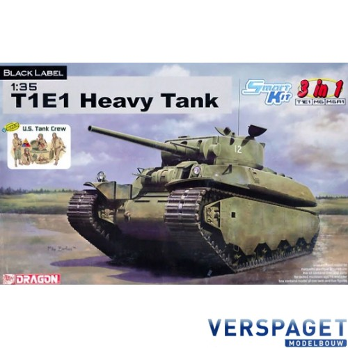 Heavy Tank T1E1 / M6 / M6A1 -6936