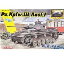 Pz.Kpfw. III Ausf.J / Initial Production -6954