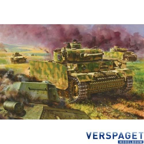 Pz.Kpfw.III Ausf.M w/Schurzen -7323