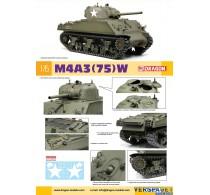 M4A3(75)W Sherman -75051