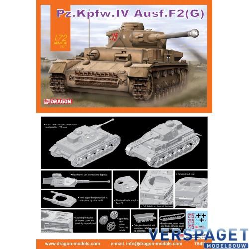 Pz.Kpfw.IV Ausf.F2(G) -7549