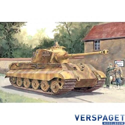 Sd.Kfz.182 Kingtiger Henschel Turret -7558