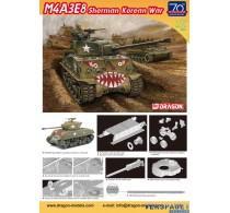 """M4A3E8 """"Easy Eight"""" Korean War (70th Anniversary) -7570"""