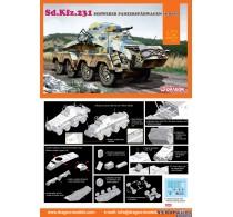 Sd.Kfz.231 SCHWERER PANZERSWAGEN (8-RAD) -7577