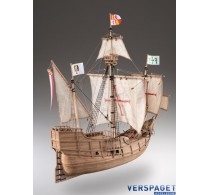 Santa Maria Ship of Christopher Columbus -D008