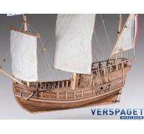 Pinta Ship of Christopher Columbus -D011