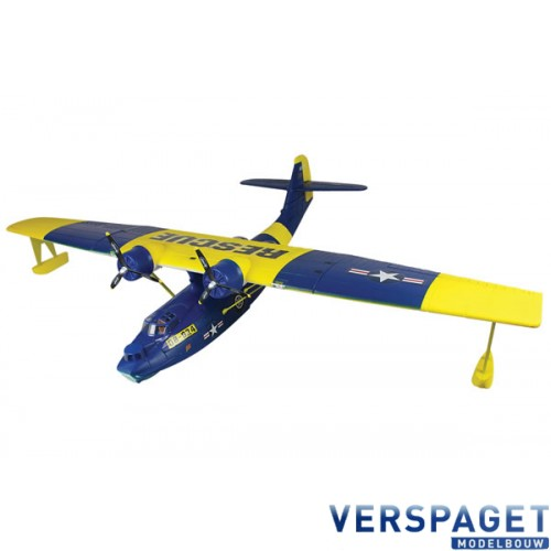 PBY CATALINA TWIN BL/YEL  -DYN8943B