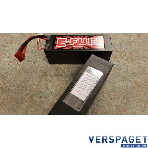 Car Lipo HardCase 3S 5400 Mah Deans Stekker -EFU54345
