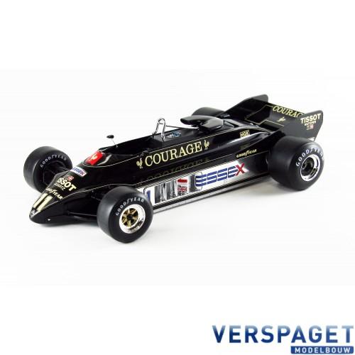 Team Lotus Type 88 1981 Courage -20011