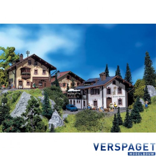 Pension Edelweiss -130282