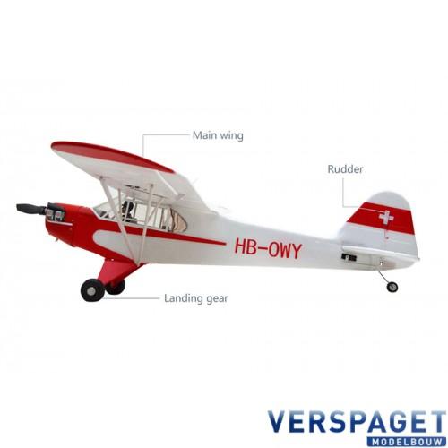 J3 CUB V3 & FLOAT ARTF  -106PF