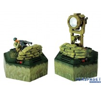 1/24 Anti Tank IR Sensor Defence Systeem -1112424709