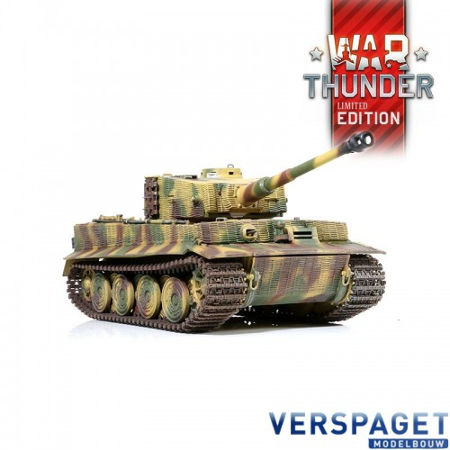 War Thunder 1/24 PzKpfw VI Tiger late IR 2.4 GHz-1212372004