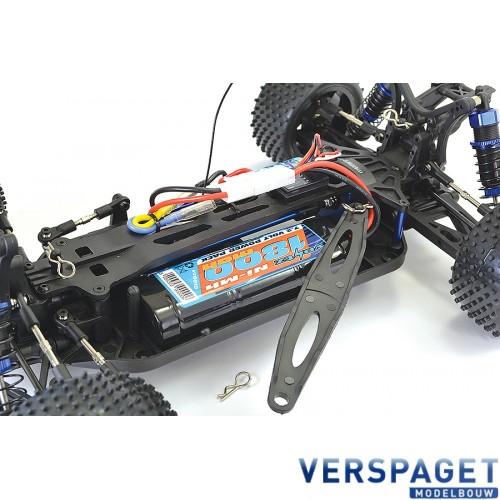 VANTAGE 2.0 BRUSHED BUGGY 1/10 4WD RTR & Nimh Accupack & Lader -FTX5533B
