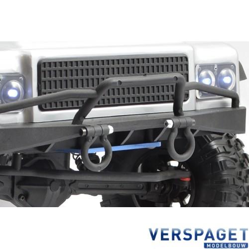 Kanyon 4 X 4 XL RTR Crawler & Nimh Accupack & Lader -FTX5563
